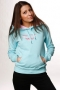 Толстовка женская Roxy Beach Brights Fleece Isebreaker
