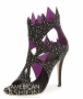 Giuseppe Zanotti & Victoria Secret Black Sandals