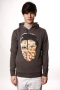 Толстовка Insight King Of Pop Hoodie Coal Black
